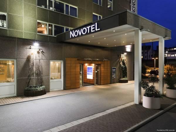 Hotel Novotel Frankfurt City