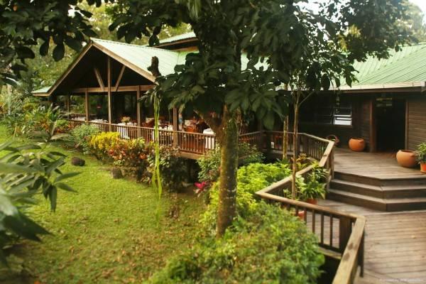 Hotel Lodge and Spa at Pico Bonito
