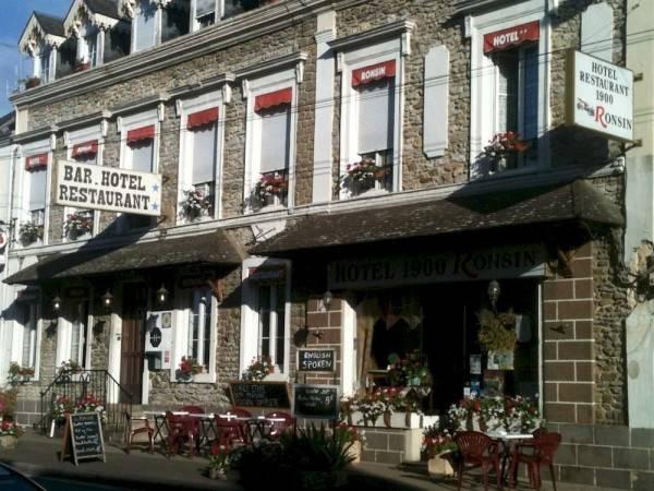 Hôtel Le 1900 Ronsin