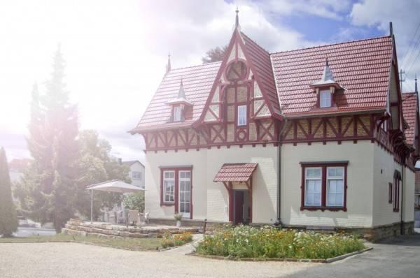 Hotel Unsere Stadtvilla Garni