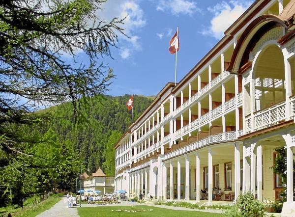 Hotel Schatzalp Mountain Resort