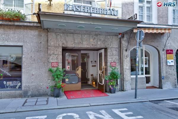 Kasererbräu Altstadthotel /Salzburger Privathotels