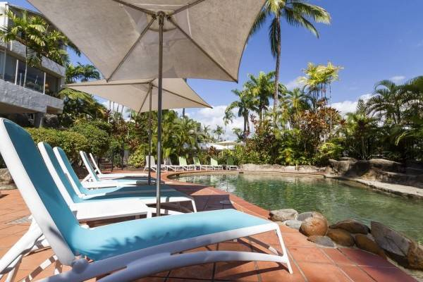 Hotel Club Tropical Resort Port Douglas