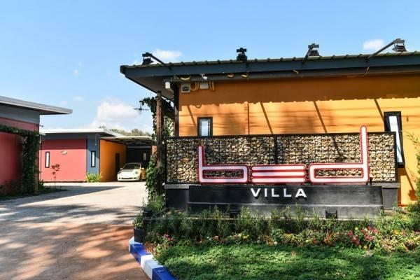 Hotel Bed Villa Resort Chaing Rai