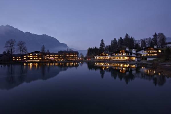 Hotel Riessersee Garmisch
