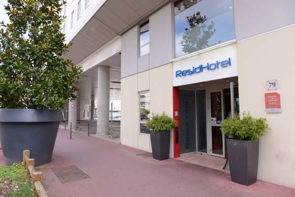 ResidHotel Lyon Part-Dieu Résidence de Tourisme