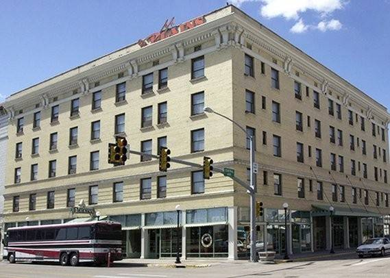 an Ascend Hotel Collection Member The Historic Plains Hotel