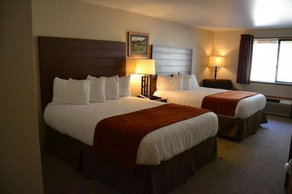 Hotel Nisqually Lodge