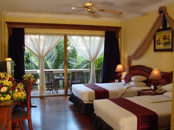 Hotel APSARA ANGKOR RESORT AND CONFERENCE