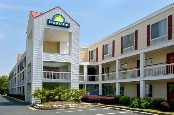 Days Inn by Wyndham Marietta-Atlanta-Delk Road