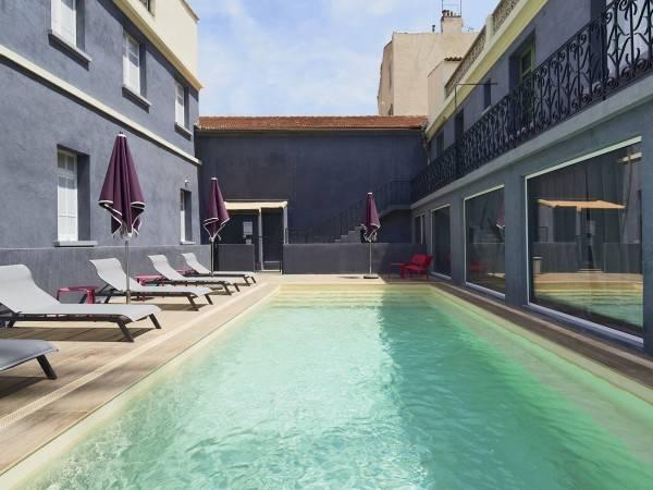 Hotel Kyriad Marseille Blancarde-Timone