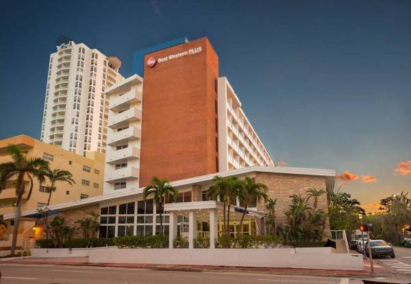 Hotel BW PLUS ATLANTIC BEACH RESORT