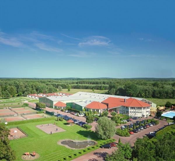 Hotel Havellandhalle Resort