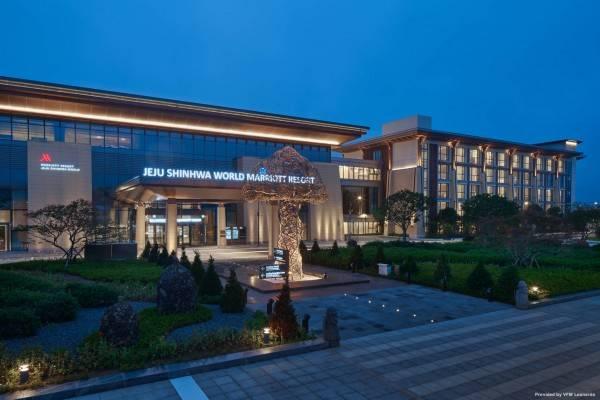 Hotel Jeju Shinhwa World Marriott Resort