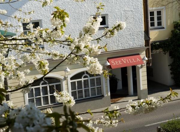 Hotel Seevilla am Wolfgangsee