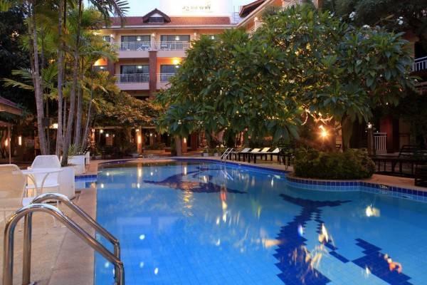 Hotel At Phu Ping Pattaya View