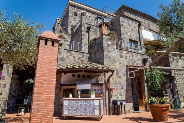 Hotel Villa Carolina Country House