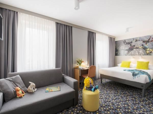 Hotel Ibis Styles Warszawa West