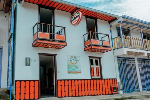 Hotel Hospedaje Casa Borbon Salento