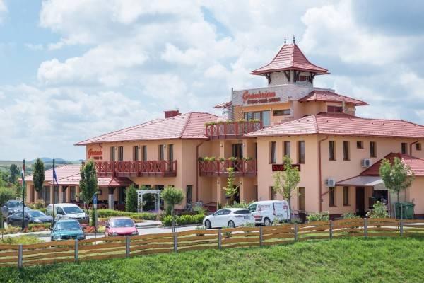 Hotel Granárium Központ