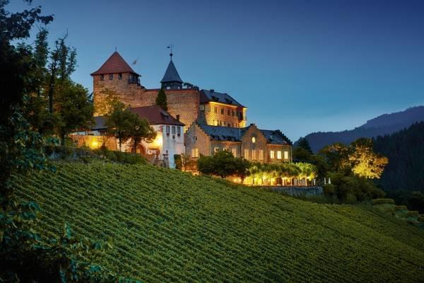 Hotel Schloss Eberstein
