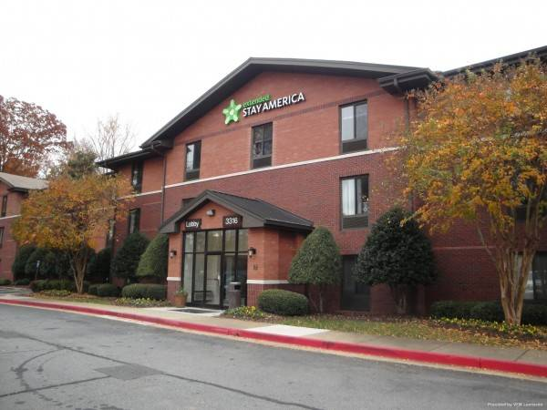 Hotel Extended Stay America Chastain