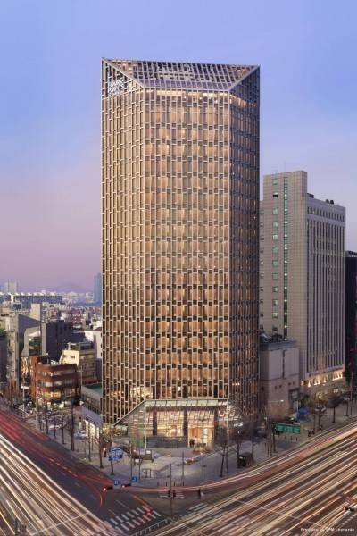 Hotel Four Points by Sheraton Seoul Gangnam