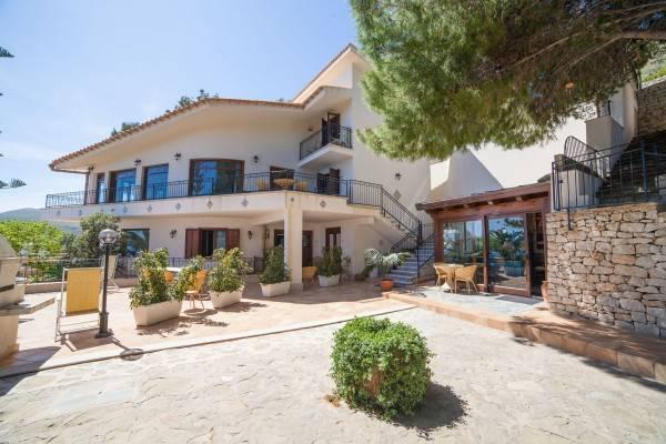 Hotel Villa Sauci