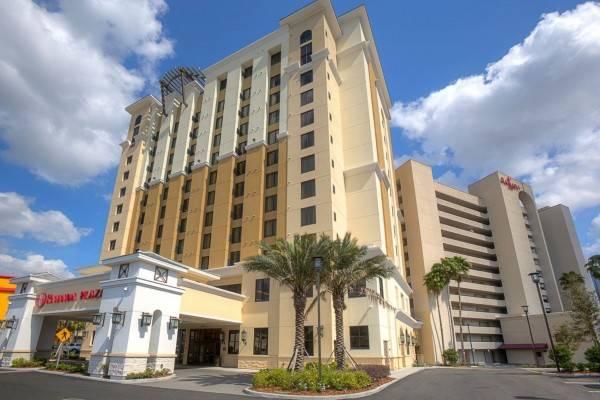 Hotel Ramada Plaza by Wyndham Orlando Resort & Suites Intl Drive