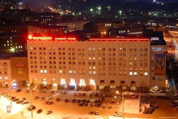 Hotel Meridian Murmansk