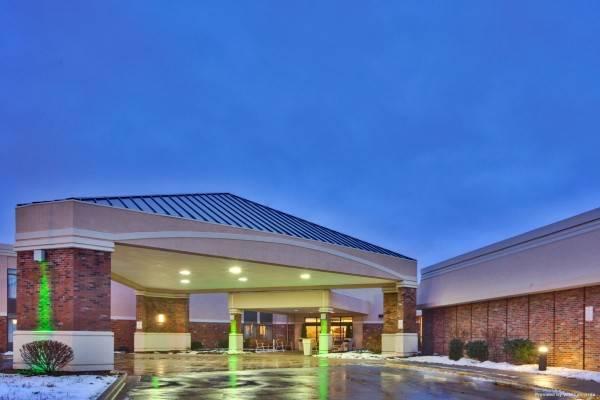 Hotel Ramada Plaza Rochester Airport