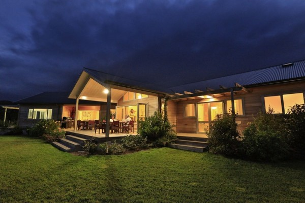 Hotel Kaimai Country Lodge