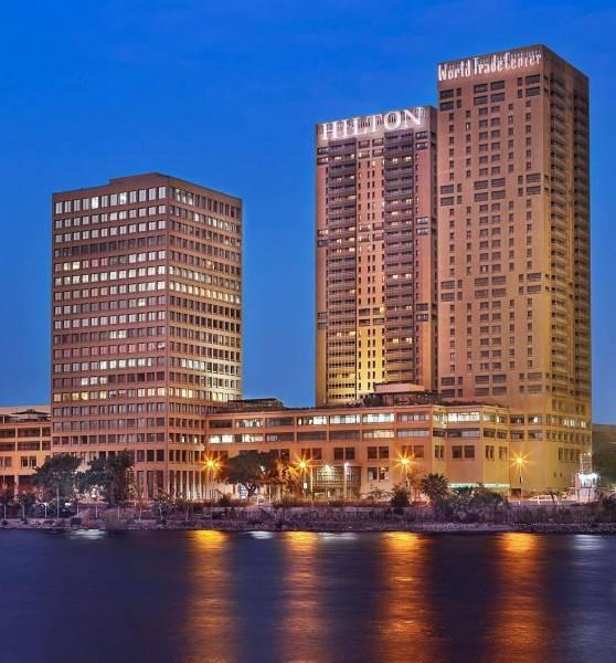 Hotel Hilton Cairo World Trade Center Residences