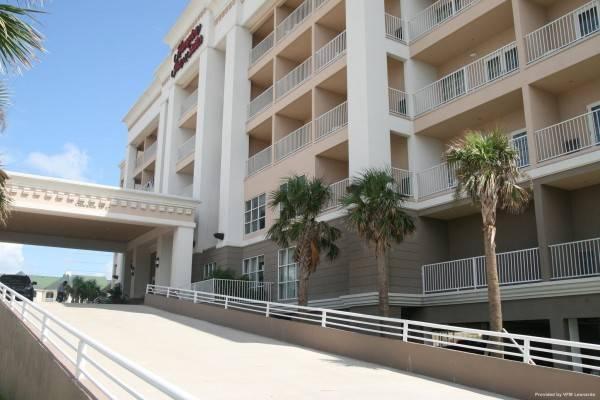 Hampton Inn - Suites Galveston