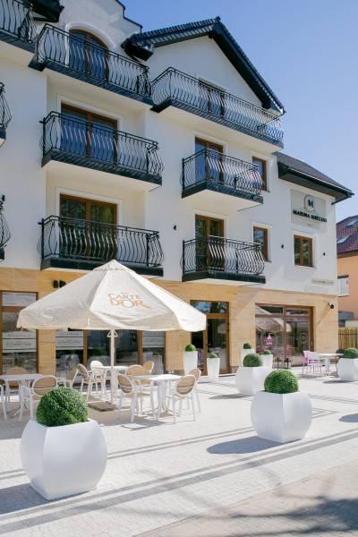 Hotel Marina Mielno Z widokiem na jezioro