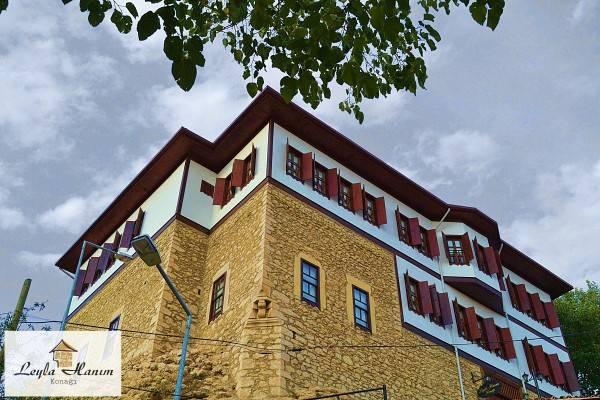 Hotel Leyla Hanim Konagi
