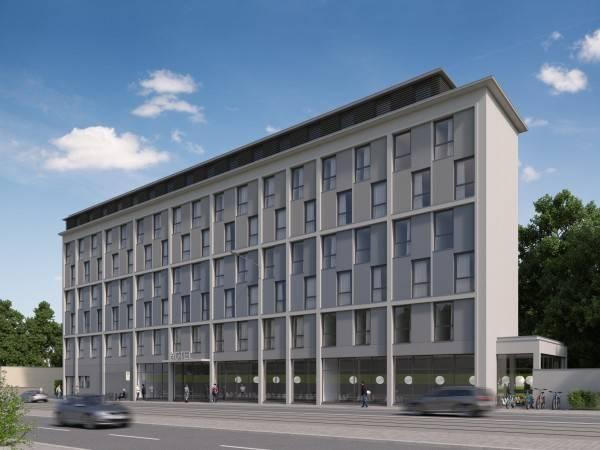 Hotel Super 8 by Wyndham Dresden