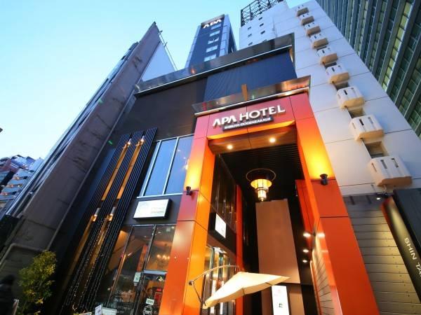 APA Hotel Shibuya-Dogenzakaue