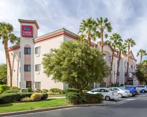 Hotel Comfort Suites Palm Desert I-10