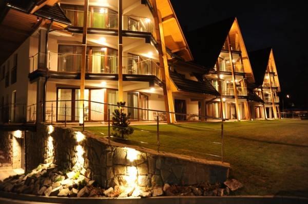 Hotel Tatrzańska Ostoja Apartamenty w Zakopanem