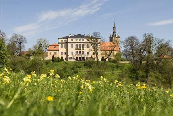 Hotel Schloss Ettersburg