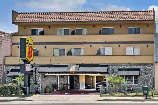 Hotel SUPER 8 INGLEWOOD-LAX ARPT