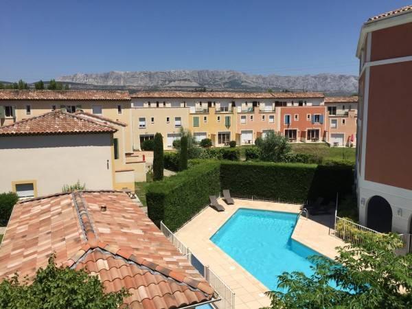 Hotel Garden & City Aix en Provence Rousset Résidence de Tourisme