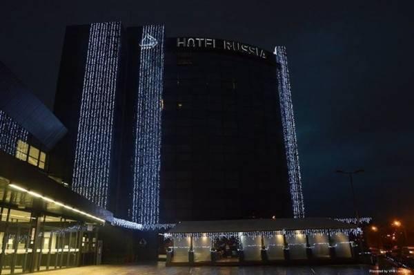 RUSSIA HOTEL SKOPJE