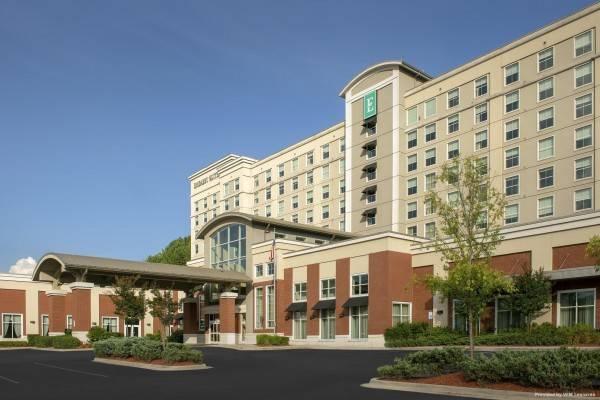 Hotel Embassy Suites by Hilton Birmingham Hoover