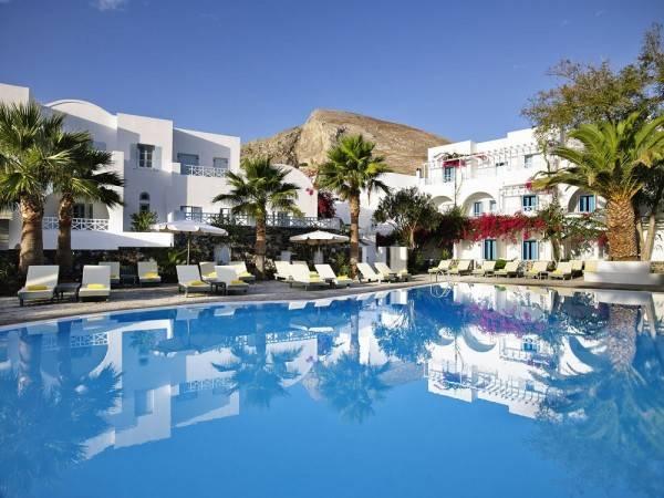Hotel Santorini Kastelli Resort