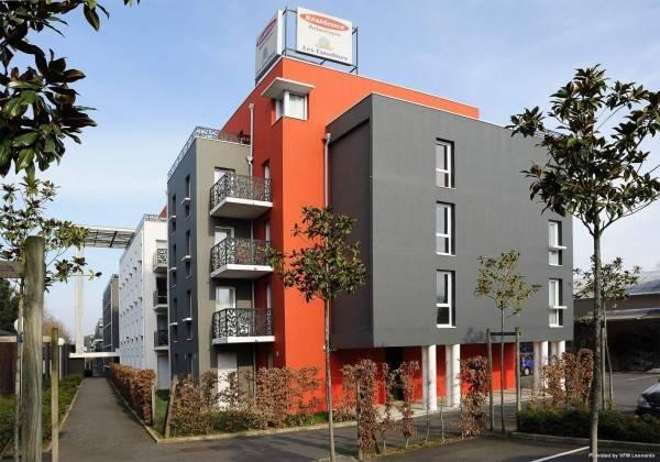 Sejours & Affaires Nantes Beaujoire Apparthotel