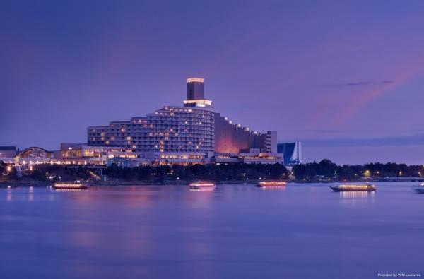 Hotel Hilton Tokyo Odaiba