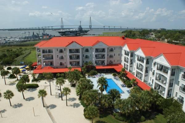 Hotel Harborside at Charleston Harbor Resort and Marina