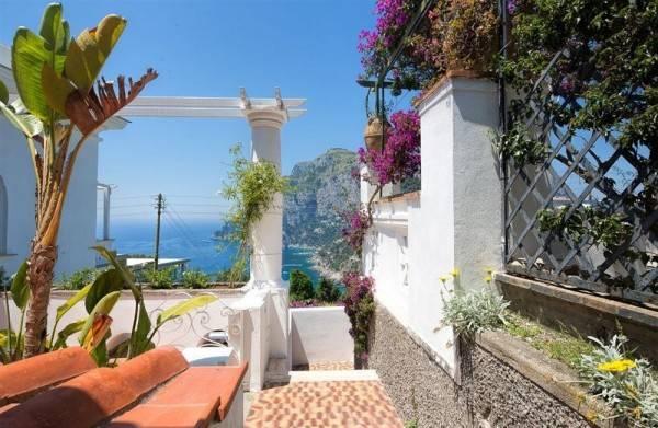Hotel Villa Mariuccia Capri